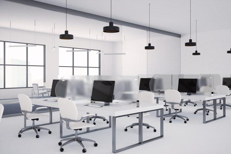 SCHICKE SCHEIBE - Schutzscheiben für Büros und Arbeitsplätze